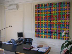 Bureau du président