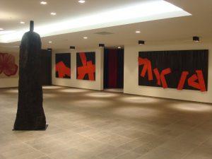 Hall d'accueil