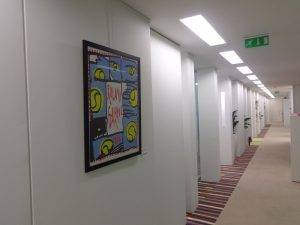 Exposition affiches Roland Garros