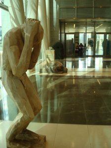 Exposition jeune sculpture contemporaine